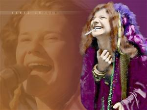 Janis Joplin Screensaver Sample Picture 3